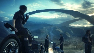 Final Fantasy 15 square Enix
